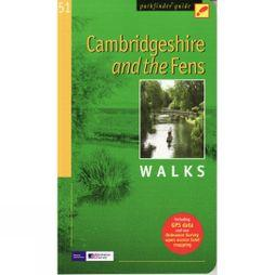 Jarrold Publishing Cambridgeshire and the Fens Walks: Pathfinder Guide 51 No Colour
