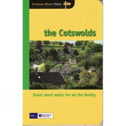 Jarrold Publishing The Cotswolds: Crimson Short Walks No Colour