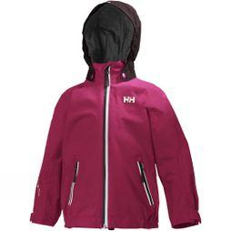 Helly Hansen Kids Spring Jacket Dazzling Rose