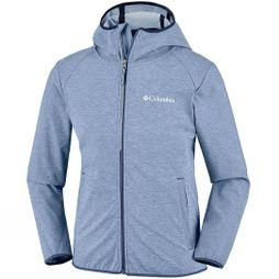 Columbia Boys Heather Canyon Softshell Jacket 14+ Collegiate Navy
