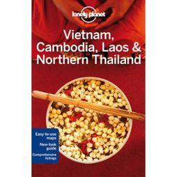 Lonely Planet Vietnam, Cambodia, Laos and Northern Thailand No Colour