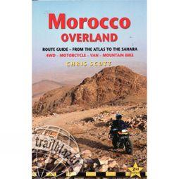 Trailblazer Morocco Overland: From the Atlas to the Sahara No Colour