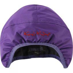 Kozi Kidz Girls Rain Hat Dark Lilac