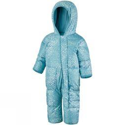 Columbia Kids Snuggly Bunny Bunting Suit Pacific Rim Snow Splatter