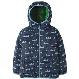 Frugi Kids Toasty Trail Jacket Navy