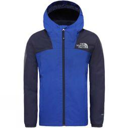 The North Face Boys Warm Storm Jacket Tnf Blue