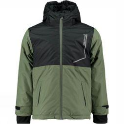 Ayacucho Vladimir 3 In 1 Junior Parka 14+ Black Forest/Moonless Night