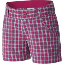 Girls Silver Ridge Plaid Shorts Age 14+