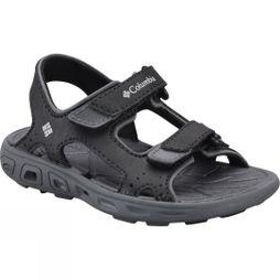 Columbia Kids Techsun Vent Shoe Black / Columbia Grey