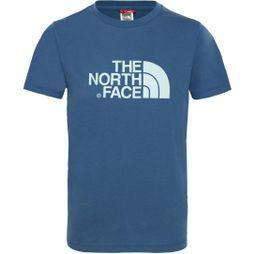 The North Face Easy Tee 14+ Shady Blue/Canal Blue