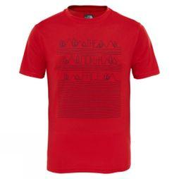 Boys Reaxion Short Sleeve T-Shirt