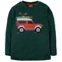 Kids Touring Applique Top