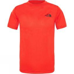 The North Face Boys Reactor T-Shirt Fiery Red