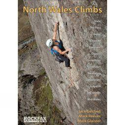 Rockfax North Wales Climbs No Colour