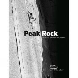 Vertebrate Publishing Peak Rock: The History, the Routes, the Climbers No Colour