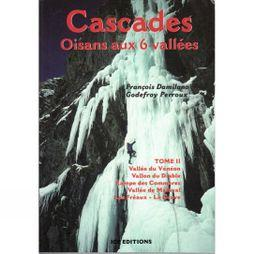 JM Editions Cascades: Oisans aux 6 Vallées No Colour