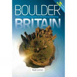 APE Index Boulder Britain: The Essential Guide to British Bouldering No Colour