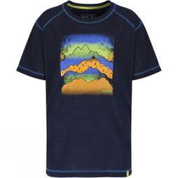 Regatta Kids Motion II T-Shirt Navy