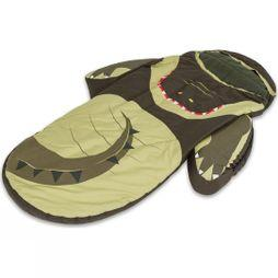 LittleLife Kids Crocodile Snuggle Pod Crocodile
