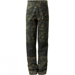 Boys DA Camo Cargo Trousers