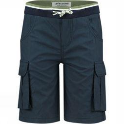 Ayacucho Childrens Crown Short Navy