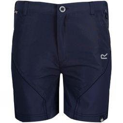 Regatta Kids Sorcer Mountain Shorts Age 14+ Navy/Navy