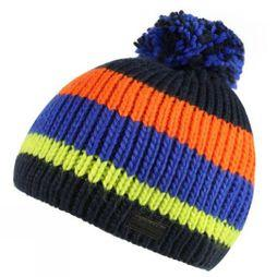 Regatta Boys Davin Hat Navy Multi