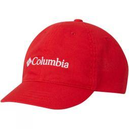 Columbia Kids Adjustable Hat Bright Red