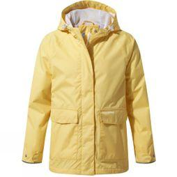 Craghoppers Girls Abelie Jacket Buttercup