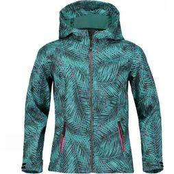 Ayacucho Girls Langosta Jacket 729 TEALGREEN