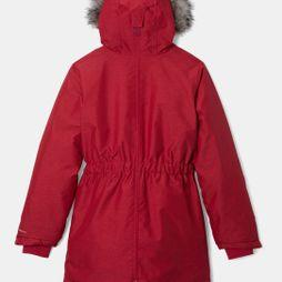 Columbia Girls Nordic Strider Jacket Pomegranate