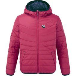 Sprayway Girls Belle I.A. Reversible Jacket Age 14+ Rose Pink
