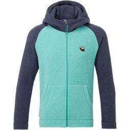 Sprayway Quix Junior Fleece Hoody Blazer/Latigo Bay