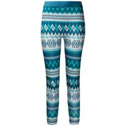 Jack Wolfskin Girls Inuit Tights 14+Y Celestial Blue All Over