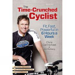 Velo Press The Time-Crunched Cyclist No Colour