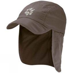 Jack Wolfskin Girls Kids  Supplex Canyon Cap Siltstone