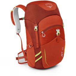 Osprey Kids Jet 18 Rucksack Strawberry Red