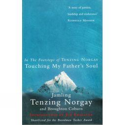 Ebury Press Touching My Father's Soul: In the Footsteps of Tenzing Norgay No Colour