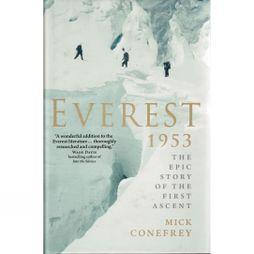 Oneworld Publication Everest 1953: The Epic Story of the First Ascent No Colour