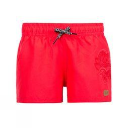 Protest Girls Fouke 17 Beach Shorts Flame Red