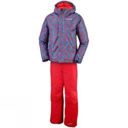 Columbia Kids Buga Set Dark Mountain Arrow Print