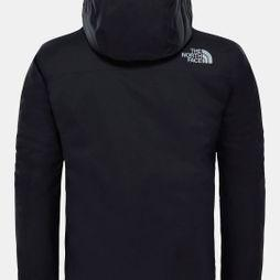 The North Face Boys Snow Quest Jacket TNF Black