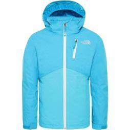 The North Face Kids Snowquest Plus Jacket Acoustic Blue