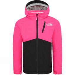 The North Face Kids Snowquest Plus Jacket Mr. Pink