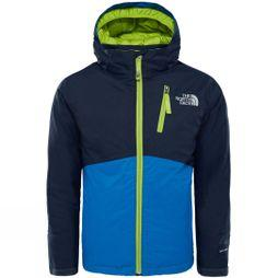 The North Face Kids Snowquest Plus Jacket Turkish Sea