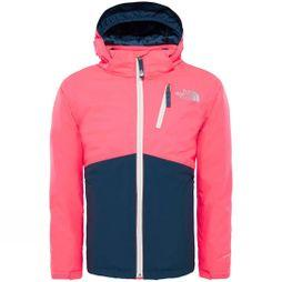 The North Face Kids Snowquest Plus Jacket Rocket Red