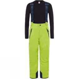 Youth Snowquest Suspender Plus Pant Age 14+