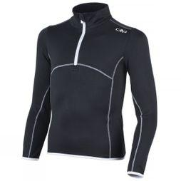 Girls Stretch Fleece 1/4 Zip