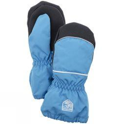 Hestra Kiddy Snow Mitt Turkos Blue