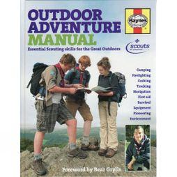 Haynes Outdoor Adventure Manual No Colour